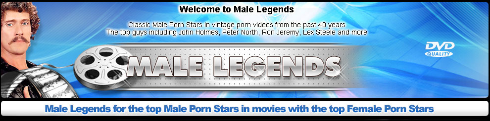 Male Legends, Pornstar Men, classic porn movies